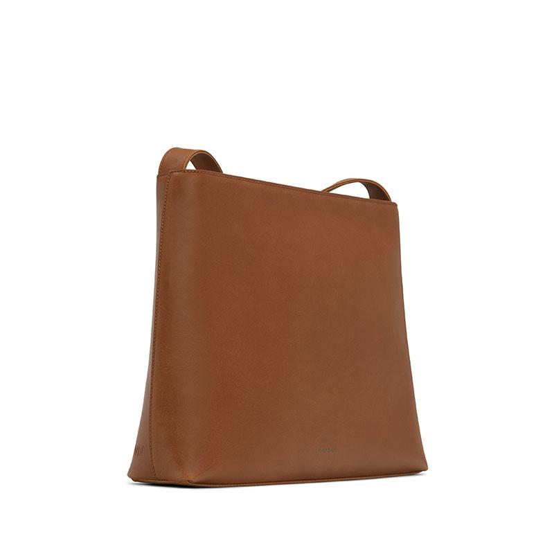 Matt & Nat Minty Messenger Bag Chili Matte Nickel-177129