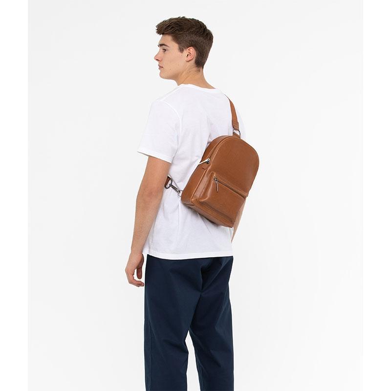 Matt & Nat Sling Bag Olive-177273