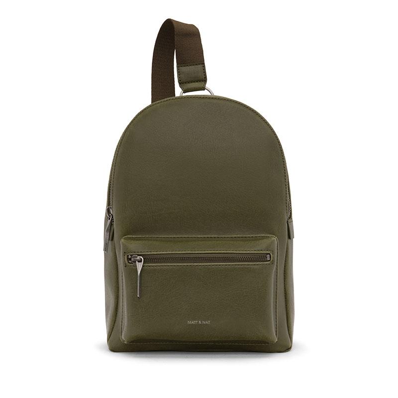 Matt & Nat Sling Bag Olive-0