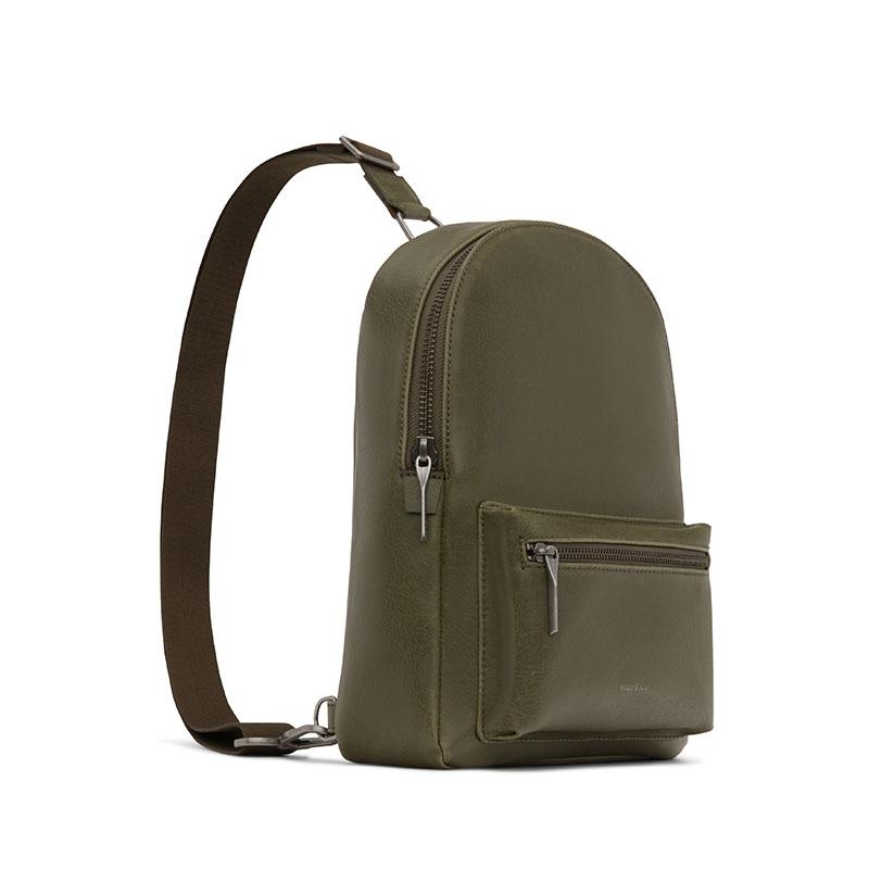 Matt & Nat Sling Bag Olive-177271