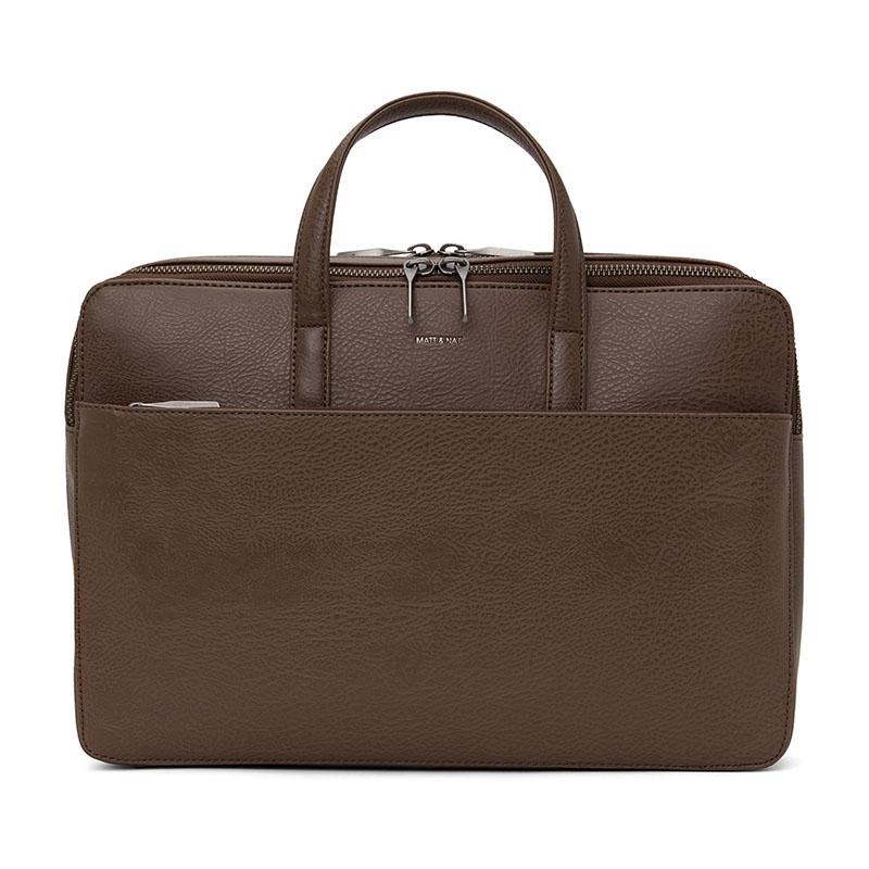 Matt & Nat Tom Briefcase Chestnut-0