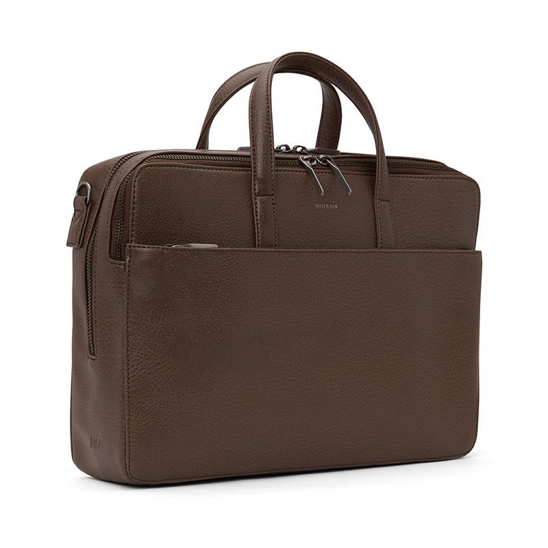 Matt & Nat Tom Briefcase Chestnut-177248