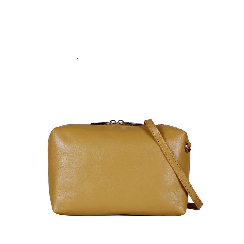 MYOMY My Boxy Bag Handbag Seville Ocher-176763