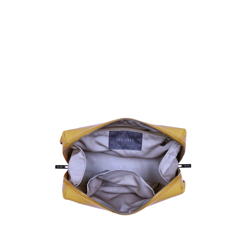 MYOMY My Boxy Bag Handbag Seville Ocher-176764