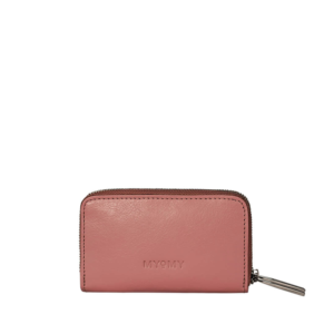 MYOMY My Carry Bag Wallet Medium Hunter Waxy Pink