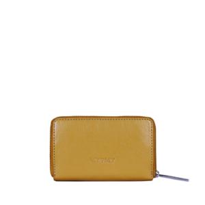 MYOMY My Carry Bag Wallet Medium Seville Ocher