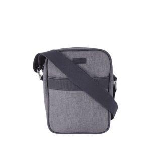 Ted Baker Quik Nylon Flight Bag Grey