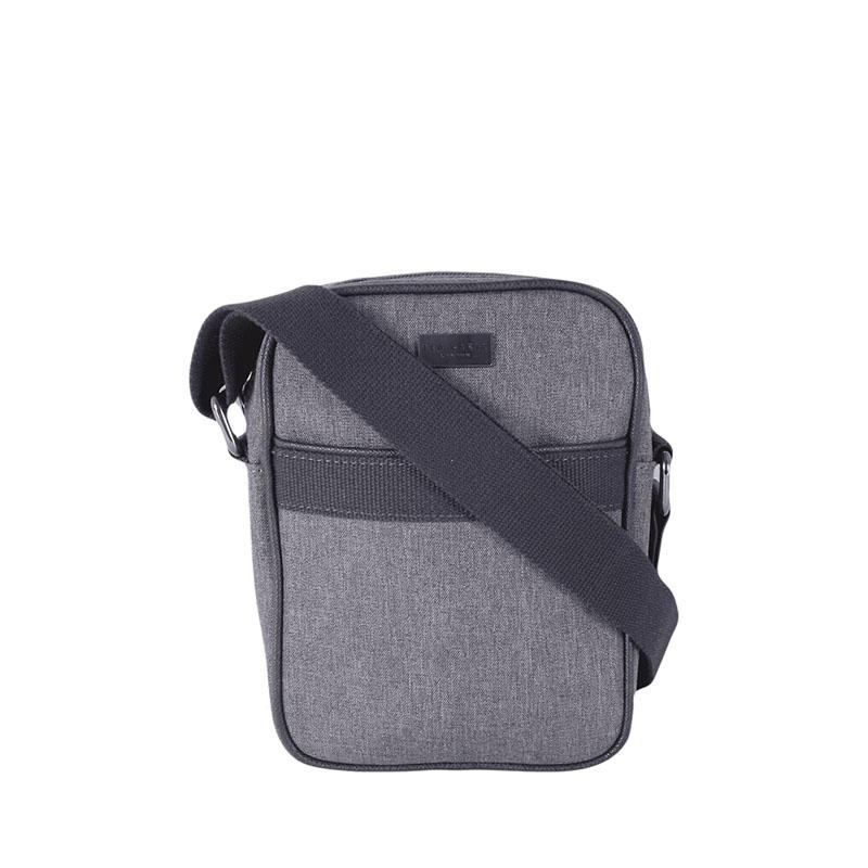 Ted Baker Quik Nylon Flight Bag Grey-0