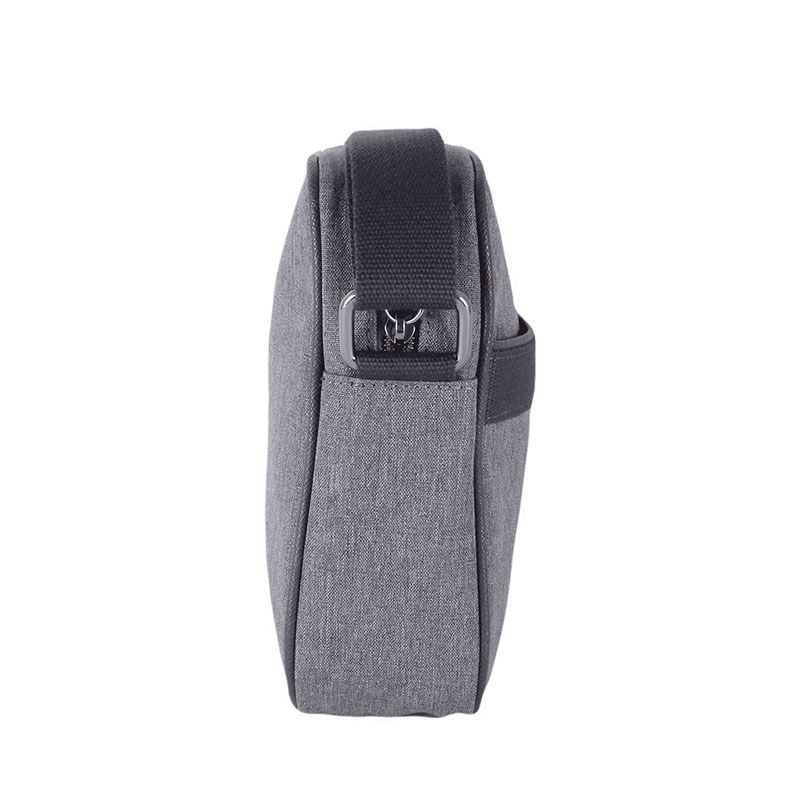 Ted Baker Quik Nylon Flight Bag Grey-179833
