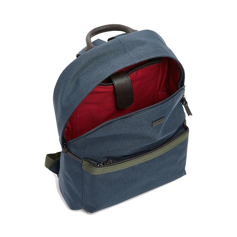 Ted Baker Setgo Nylon Backpack Navy-179894
