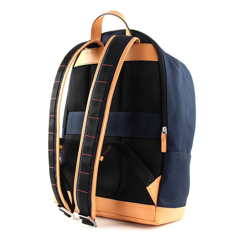 Tommy Hilfiger Casual Canvas Backpack Sky Captain-179592