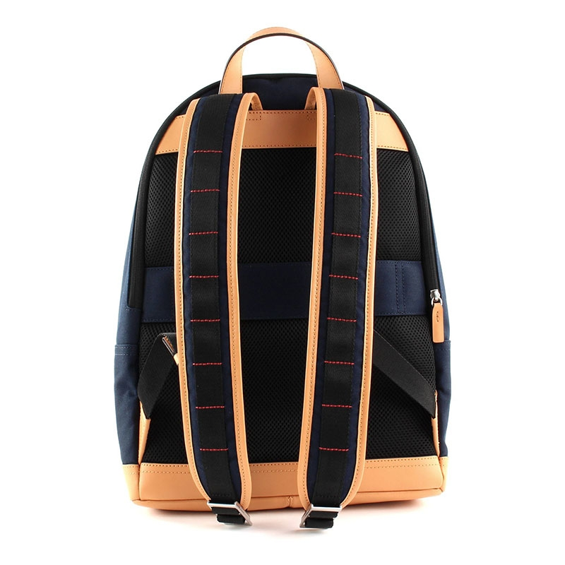 Tommy Hilfiger Casual Canvas Backpack Sky Captain-179591