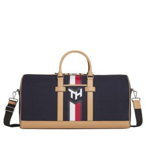 Tommy Hilfiger Casual Canvas Weekender Sky Captain