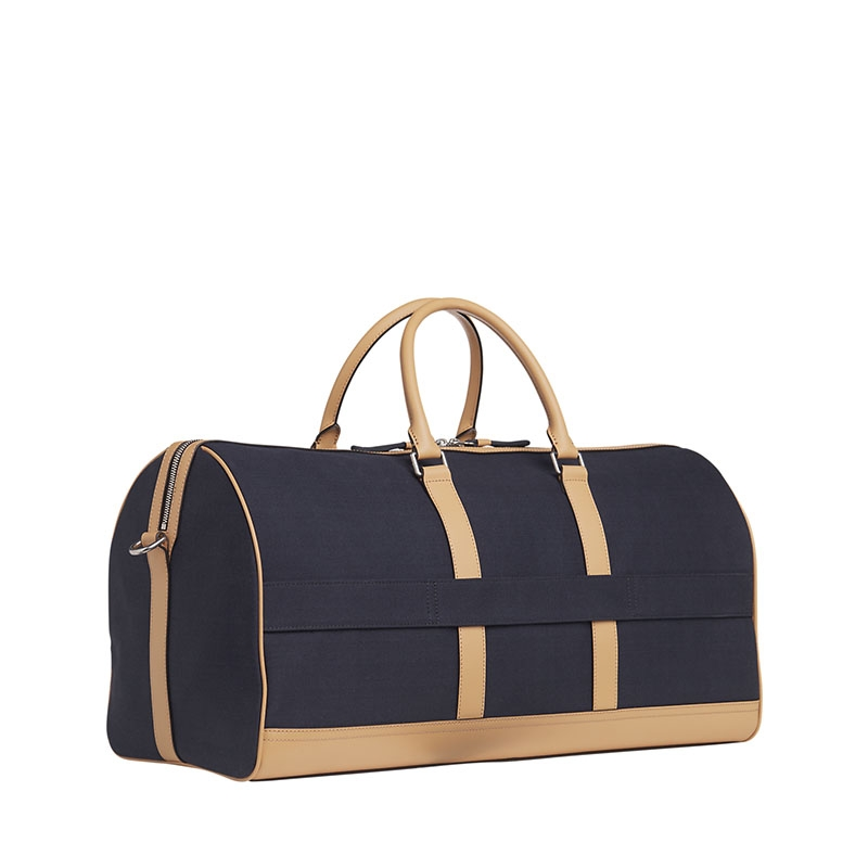 Tommy Hilfiger Casual Canvas Weekender Sky Captain-179596