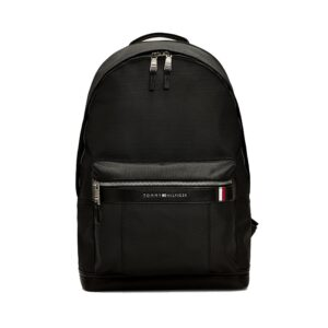 Tommy Hilfiger Elevated Laptop Backpack Black-0