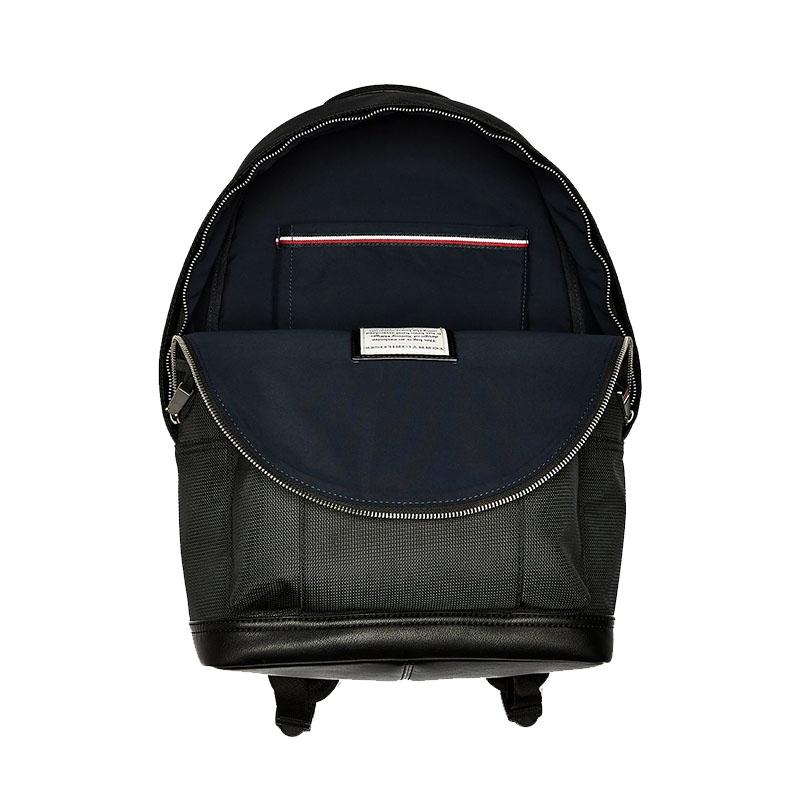 Tommy Hilfiger Elevated Laptop Backpack Black-179617