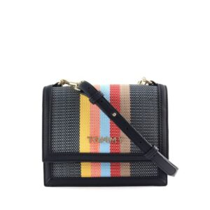 Tommy Hilfiger Seasonal Crossover Raffia Neutral Mix