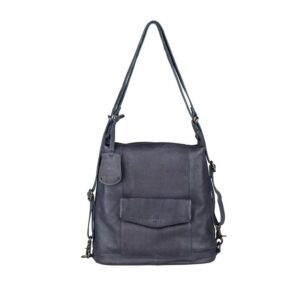 Burkely Just Jackie Backpack 2-Way Blue-0