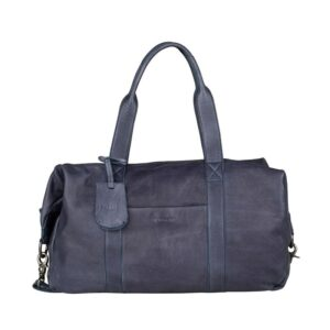 Burkely Just Jackie Duffelbag Blue-0