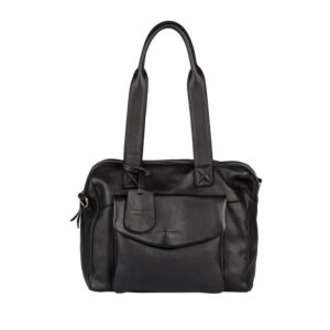Burkely Just Jackie Handbag Small Black-0
