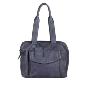 Burkely Just Jackie Handbag Small Blue-0