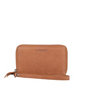 Burkely Just Jackie Wallet Wristlet Cognac-0
