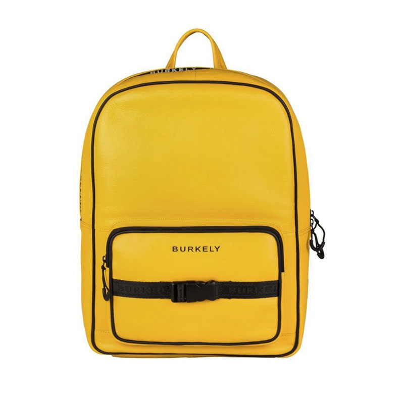 """Burkely Rebel Reese 15"""" Backpack Yellow-0"""