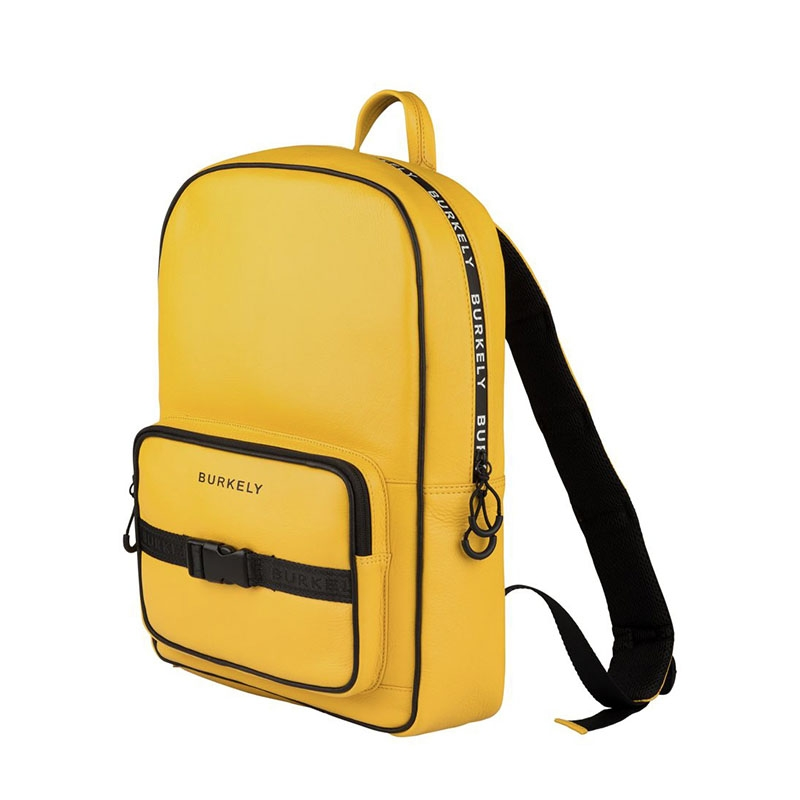 """Burkely Rebel Reese 15"""" Backpack Yellow-180406"""