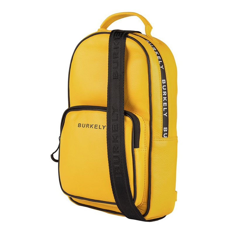 Burkely Rebel Reese Chestpack Yellow-180442