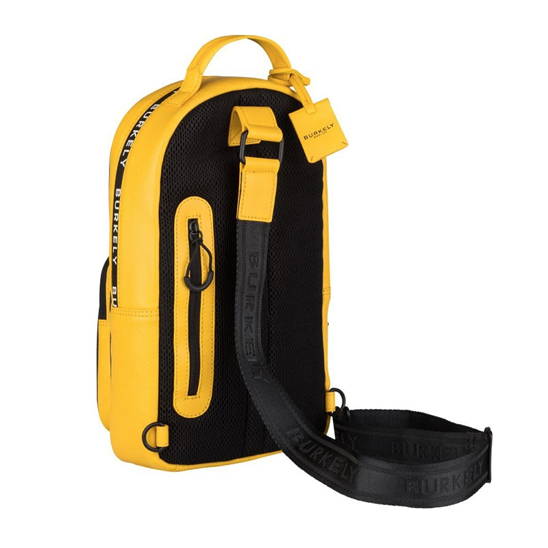 Burkely Rebel Reese Chestpack Yellow-180444