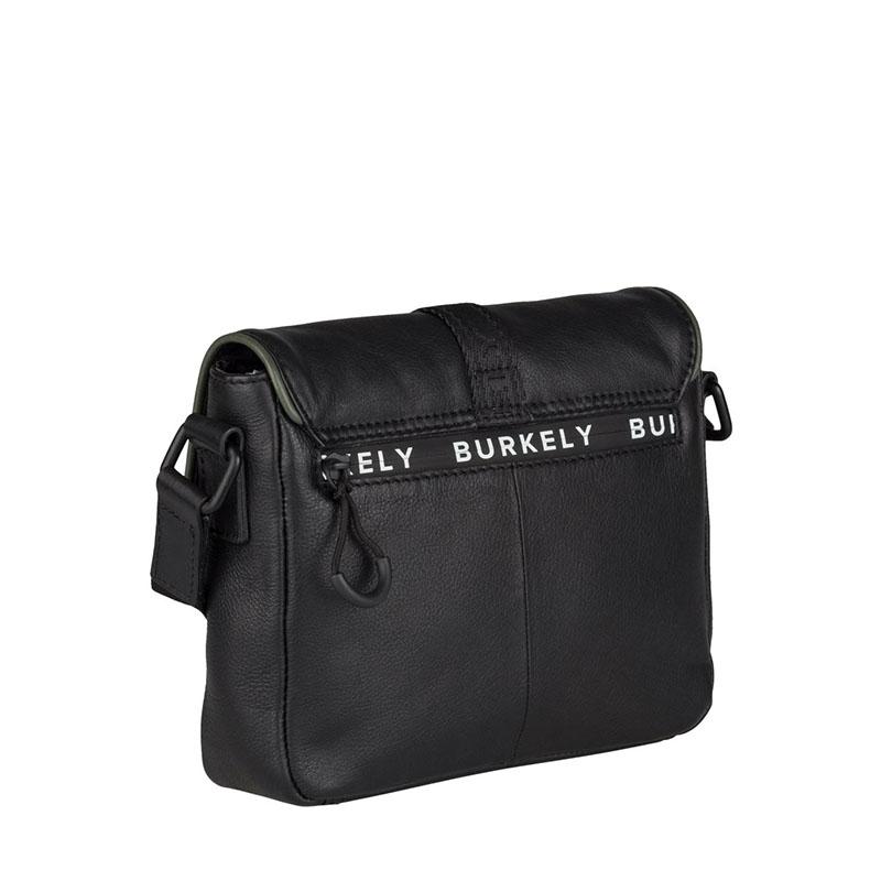 Burkely Rebel Reese Medium Crossover Black-180467