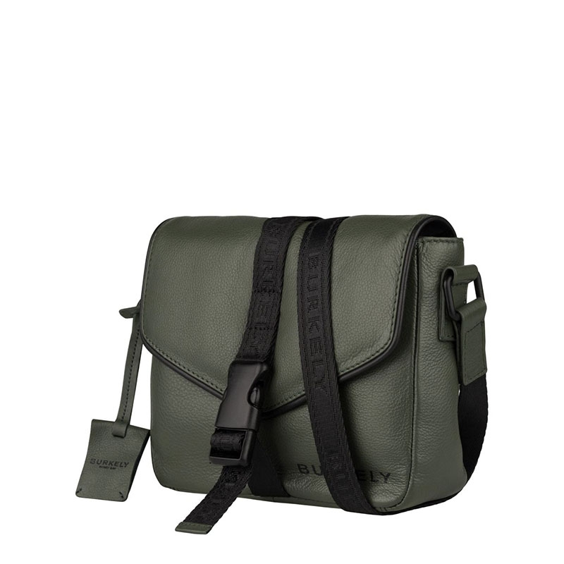 Burkely Rebel Reese Medium Crossover Green-180475