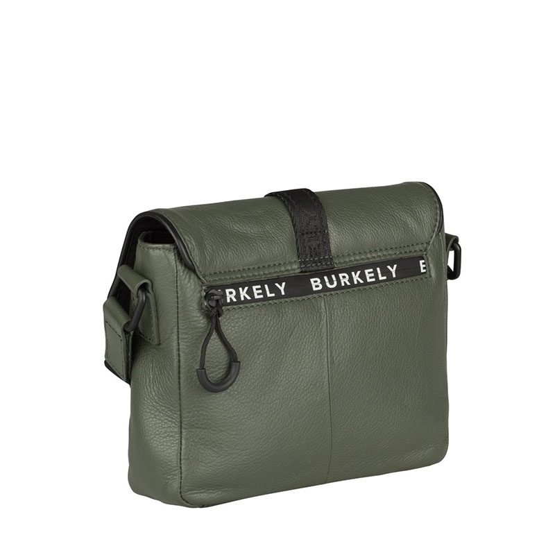 Burkely Rebel Reese Medium Crossover Green-180477