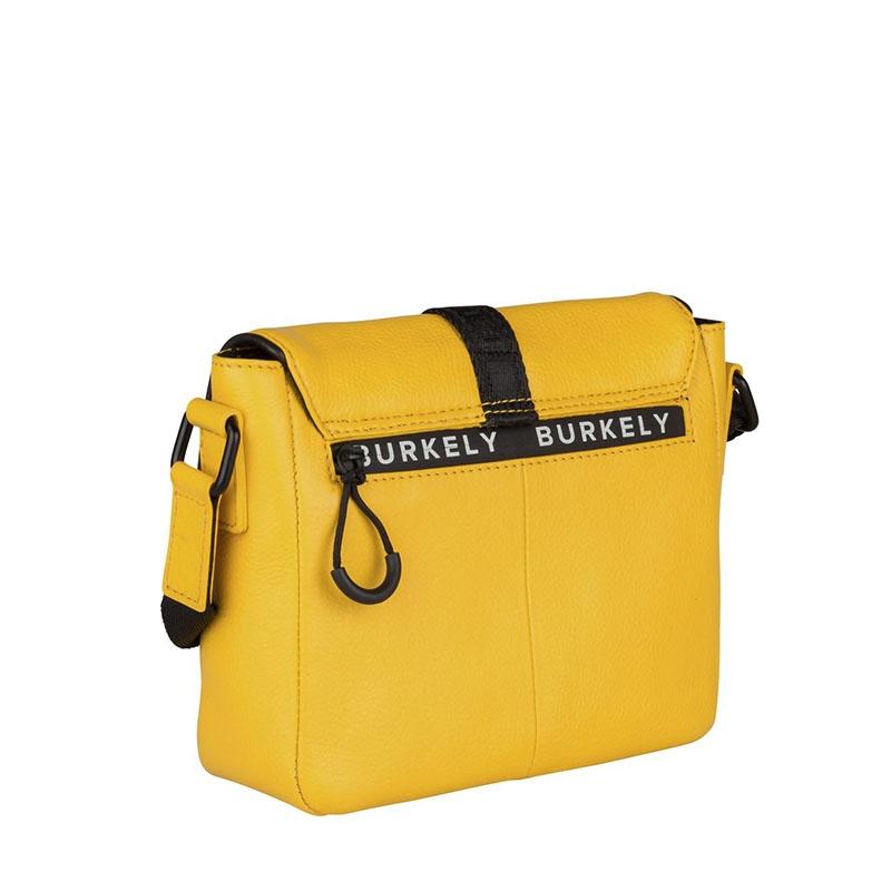 Burkely Rebel Reese Medium Crossover Yellow-180472