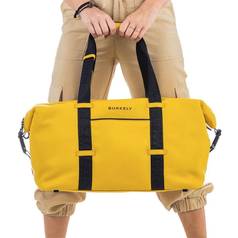 Burkely Rebel Reese Weekender Yellow-180372