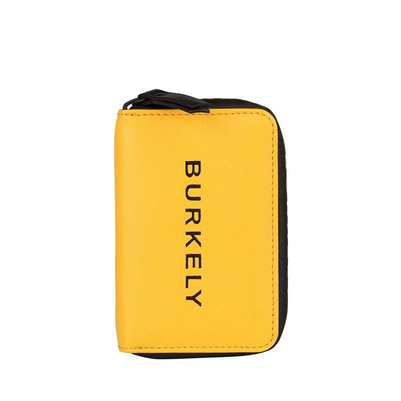 Burkely Rebel Reese Zipwallet Yellow-0
