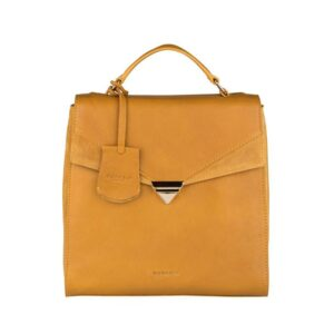 Burkely Secret Sage Backpack 2-Way Amber Yellow