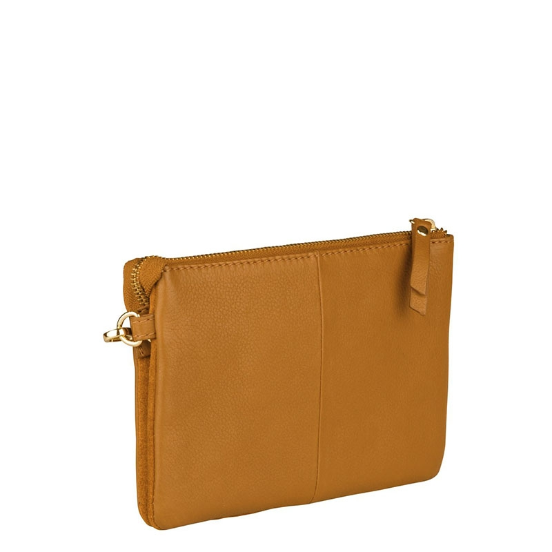 Burkely Secret Sage Crossover Small Amber Yellow-180355