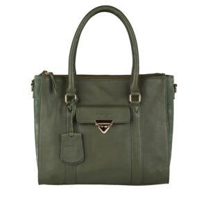 Burkely Secret Sage Handbag M Dark Green