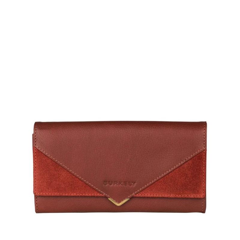 Burkely Secret Sage Large Wallet Brown-0