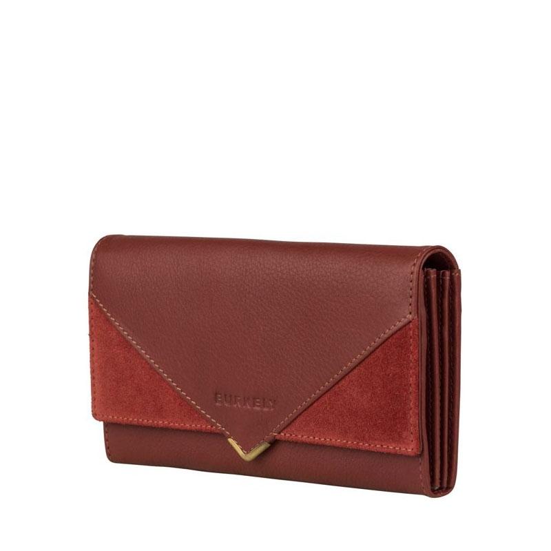 Burkely Secret Sage Large Wallet Brown-180484