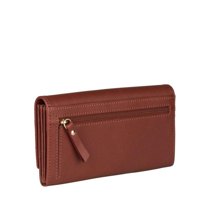 Burkely Secret Sage Large Wallet Brown-180486