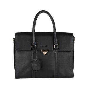 """Burkely Secret Sage Workbag 14"""" Black-0"""