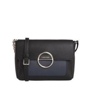 Calvin Klein Hoop Shoulderbag Black-0