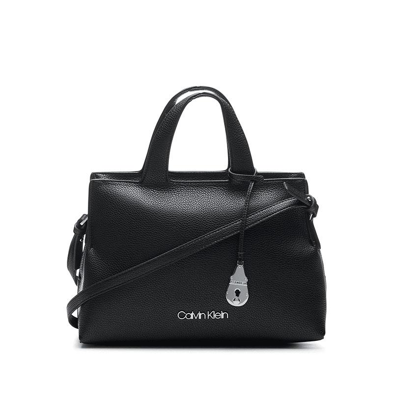 Calvin Klein Neat Handbag Black-0