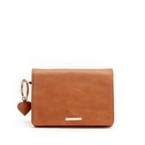 Fabienne Chapot Felice Bag Small Cognac-0