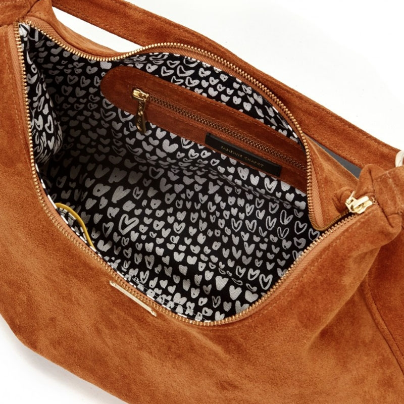 Fabienne Chapot Jenny Bag Cognac-180134