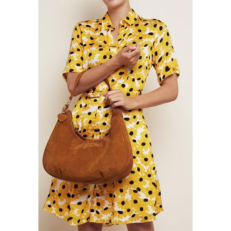 Fabienne Chapot Jenny Bag Cognac-180136
