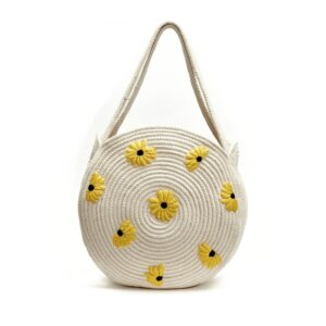 Fabienne Chapot Summer Bag Small Sunny Flowers-0