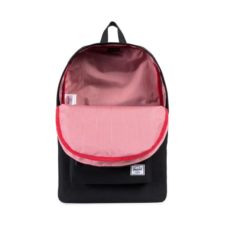 Herschel Classic Backpack Black-181601